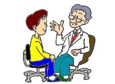 医療機関内、診察室・病棟